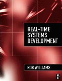 Real-Time Systems Development (häftad)