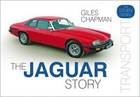 The Jaguar Story (inbunden)