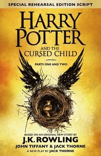 Harry Potter and the Cursed Child - Parts One and Two (Special Rehearsal Edition) (inbunden)