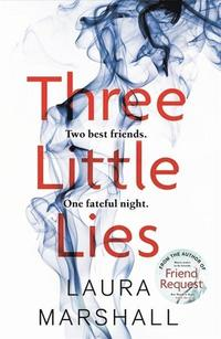 Three Little Lies (häftad)