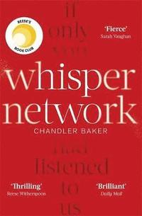 Whisper Network (inbunden)