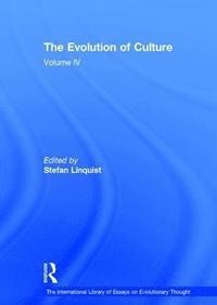 The Evolution of Culture av Stefan Linquist (Bok)