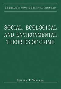 theory of ecology cause of crime Criminology: criminology, scientific study of the nonlegal aspects of crime and delinquency, including its causes, correction, and prevention, from the viewpoints of such diverse disciplines as anthropology, biology, psychology and psychiatry, economics, sociology, and statistics viewed from a legal.