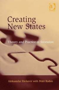 Creating New States (inbunden)