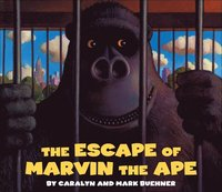 The Escape of Marvin the Ape (inbunden)