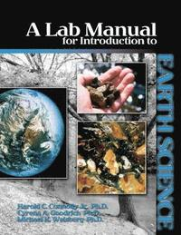 A Lab Manual for Introduction to Earth Science (häftad)