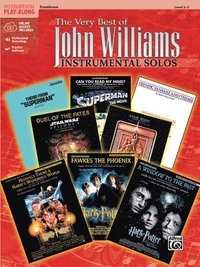 The Very Best of John Williams: Trombone, Book & Online Audio/Software (häftad)
