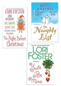 Naughty List Bundle with The Night Before Christmas & Yule Be Mine (e-bok)