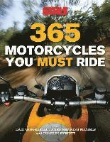 365 Motorcycles You Must Ride (häftad)