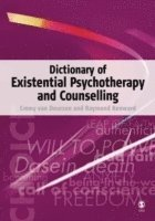Dictionary of Existential Psychotherapy and Counselling (häftad)