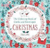 The Coloring Book of Cards and Envelopes: Christmas (häftad)