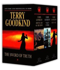 Sword of Truth, Boxed Set III, Books 7-9: The Pillars of Creation, Naked Empire, Chainfire