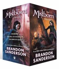 Mistborn Trilogy Boxed Set: Mistborn, the Well of Ascension, the Hero of Ages