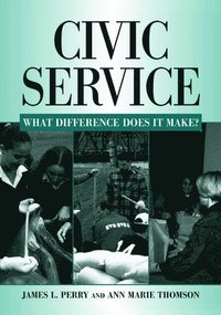 Civic Service: What Difference Does it Make? (inbunden)