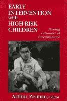 Early Intervention With High-Risk Children (inbunden)