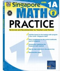 Math Practice, Grade 2: Reviewed and Recommended by Teachers and Parents (häftad)