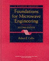 Foundations For Microwave Engineering Inbunden