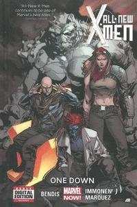 All-new X-men Volume 5: One Down (marvel Now) (inbunden)