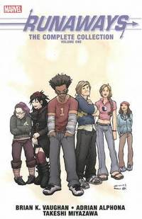 Runaways: The Complete Collection Volume 1 (häftad)