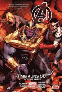 Avengers: Time Runs Out Volume 3 (inbunden)