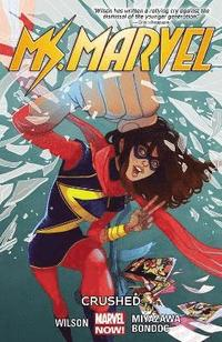 Ms. Marvel Volume 3: Crushed (häftad)