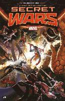 Secret Wars (häftad)