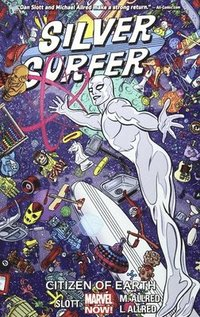 Silver Surfer Vol. 4: Citizen Of Earth (häftad)
