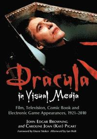 Dracula in Visual Media (inbunden)
