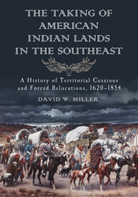 Taking of American Indian Lands in the Southeast (e-bok)