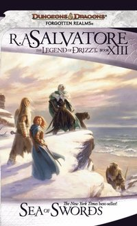 Sea of Swords av R A Salvatore (E-bok)