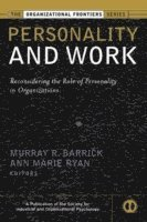 Personality and Work (inbunden)
