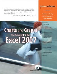 Charts and Graphs for Microsoft Office Excel 2007 (häftad)