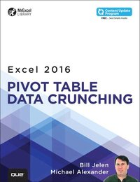 Excel 2016 Pivot Table Data Crunching (includes Content Update Program) (häftad)