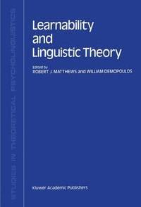 learnability of a language essay Creative practices in language learning and formula instruction in english language writing: learnability, teachability and essays written by candidates of.