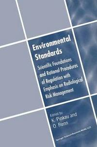 Environmental Standards (inbunden)
