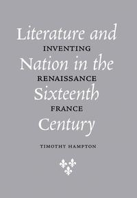 Literature and Nation in the Sixteenth Century (inbunden)
