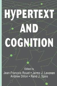 Hypertext and Cognition (häftad)