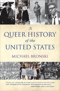 A Queer History Of The United States (häftad)