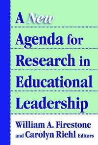 A New Agenda for Research on Educational Leadership (inbunden)