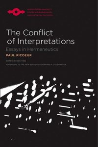 The Conflict Of Interpretations (häftad)