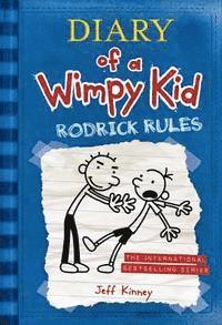 Diary Of A Wimpy Kid # 2: Rodrick Rules (häftad)