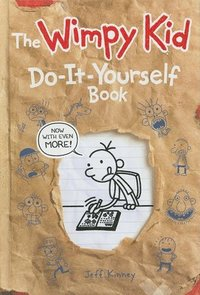 The Wimpy Kid Do-It-Yourself Book (inbunden)