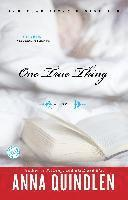 One True Thing (häftad)