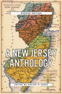 A New Jersey Anthology (häftad)