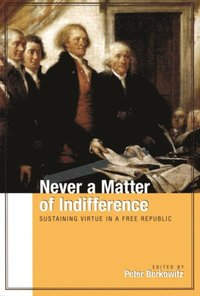 Never a Matter of Indifference (e-bok)