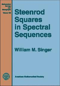 Steenrod Squares in Spectral Sequences (inbunden)