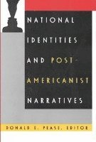 National Identities and Post-Americanist Narratives (häftad)