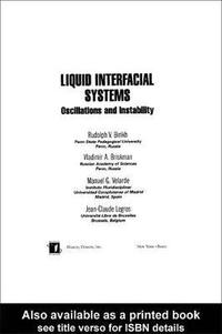 Liquid Interfacial Systems (inbunden)