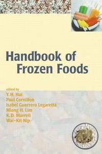 Handbook of Frozen Foods (inbunden)