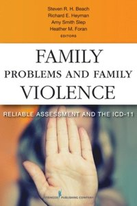 Family Problems and Family Violence (e-bok)